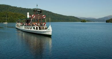 windermere steamer